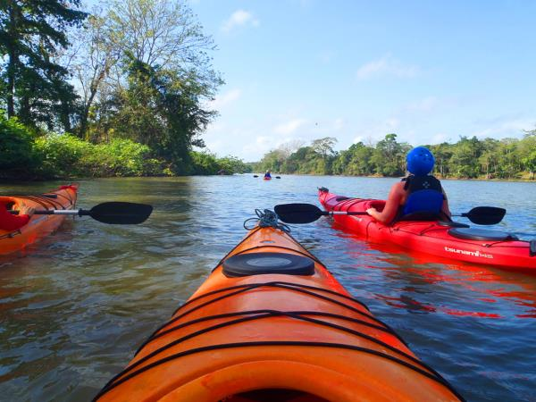 Nicaragua adventure vacation, river canoeing expedition