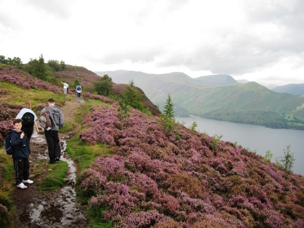 Lake District family activity vacation