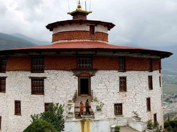 Bhutan luxury vacation