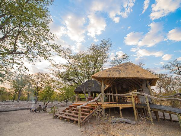 Botswana wild parks small group lodge safari