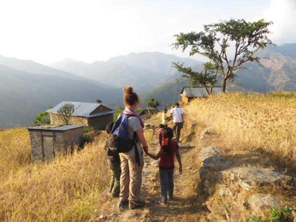 Nepal trekking & homestay vacation