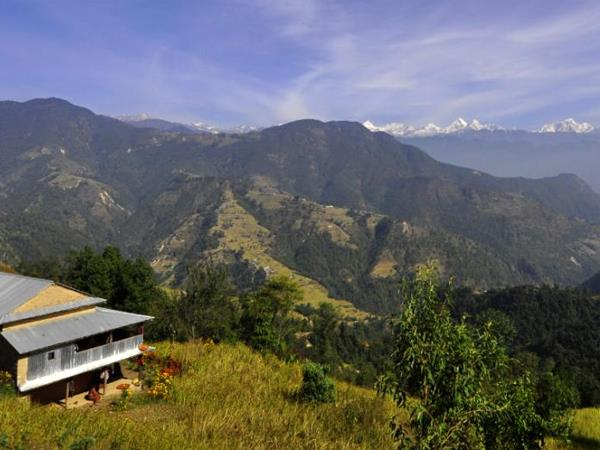 Nepal rural trekking vacation