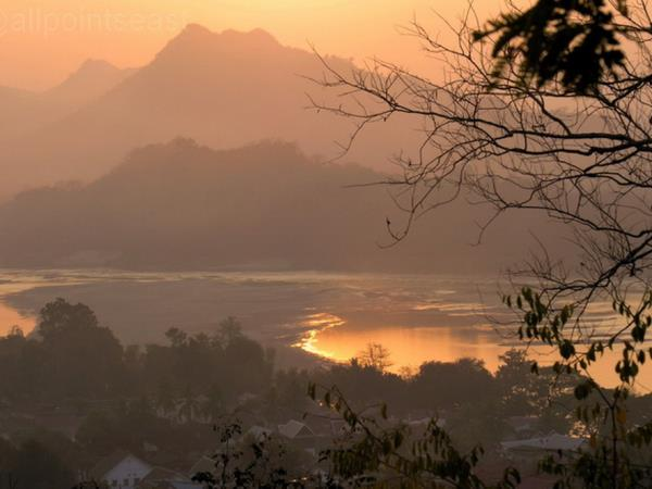 Laos vacation, Luang Prabang and the Plain of Jars