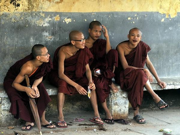 Small group holiday to Burma