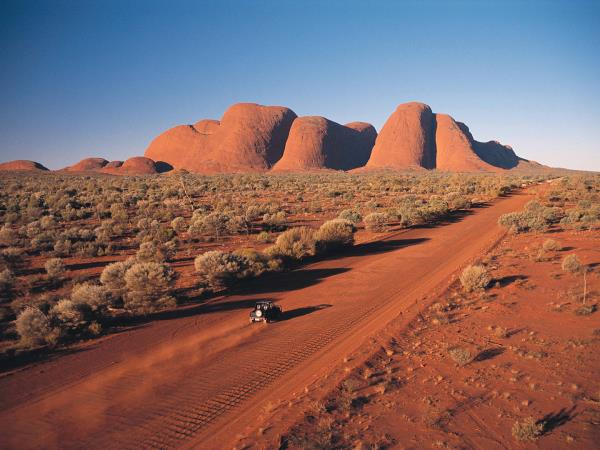 Australia vacations, tailor made