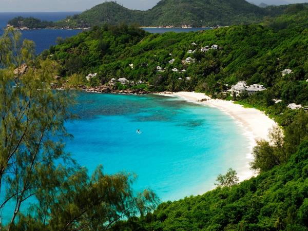 Banyan Tree Seychelles and Dubai vacation