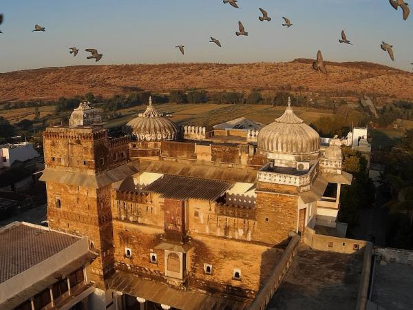 Rajasthan holiday, Christmas time
