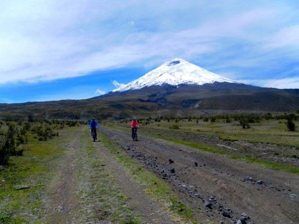 Ecuador adventure vacation, tailor made