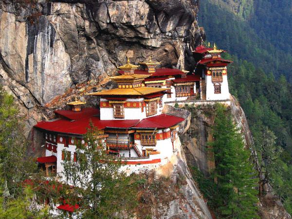 Luxury Bhutan vacation