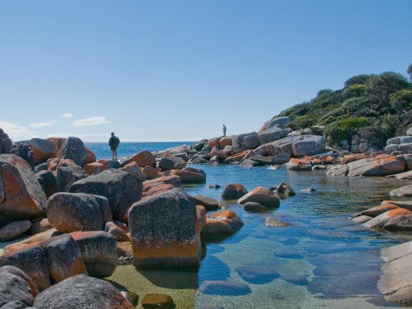 Tasmania east coast camping & walking tour
