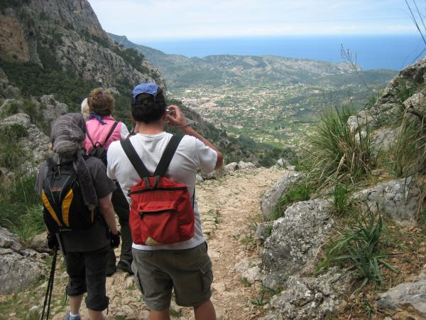 Majorca self guided walking vacation