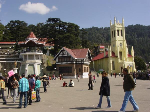 North India, Himalayas and Shimla toy train tour