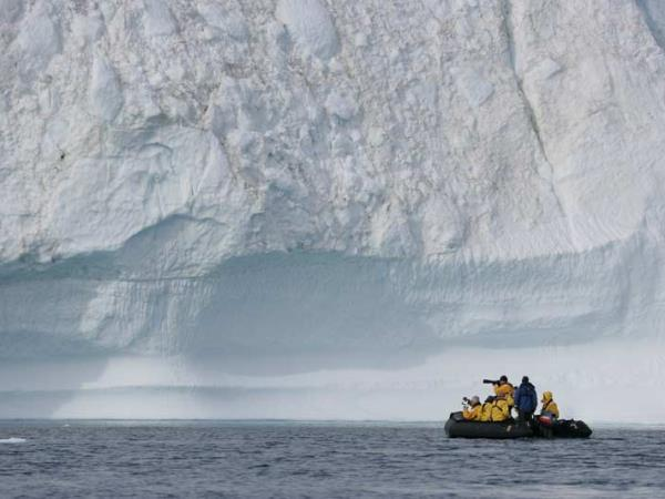 Wildlife cruises to Spitsbergen and Greenland