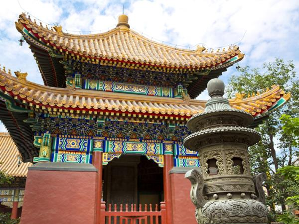 China vacation, ancient capitals tour