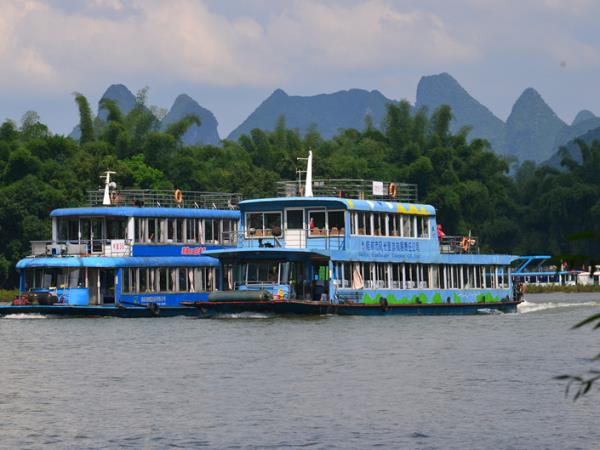 Guilin & Yangtze river cruise vacation, China