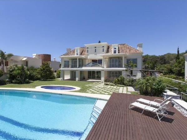 Marbella luxury villa sleeping 12, Spain