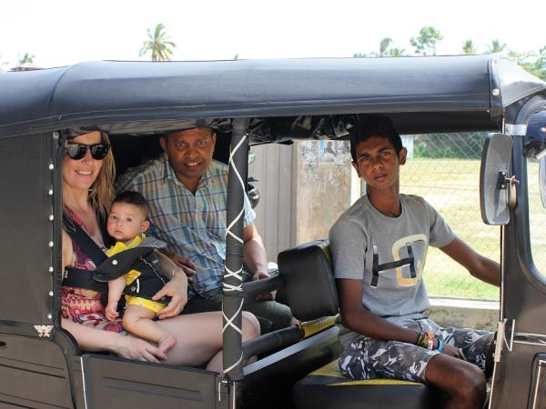 Sri Lanka family adventure vacation