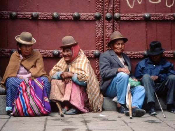 Peru and Bolivia holiday, Lima to La Paz