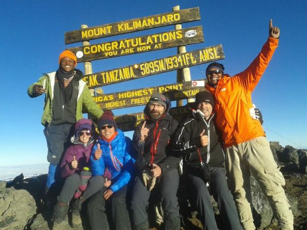 Private tailor made Kilimanjaro climb and safari
