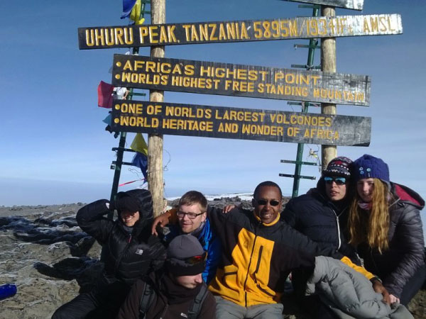 Family Kilimanjaro trek in Tanzania