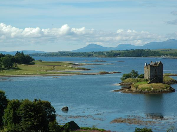 Scotland cruise, the Western Isles