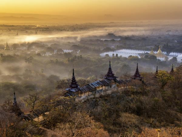 Myanmar highlights vacation