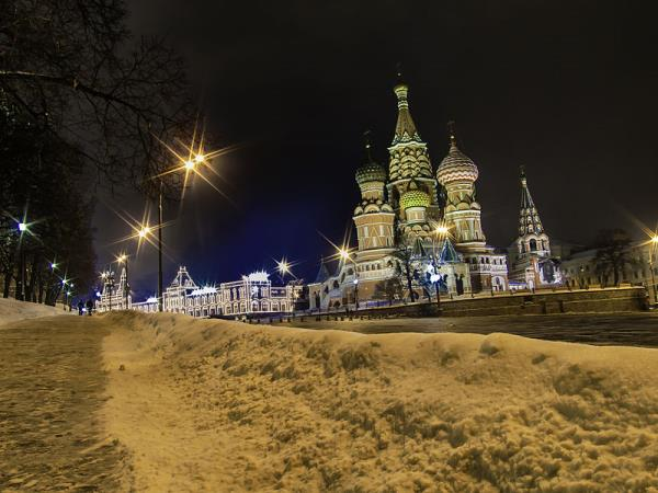 Moscow to St Petersburg winter vacation