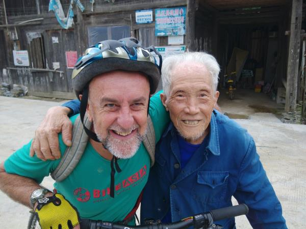 Southern China cycling vacation