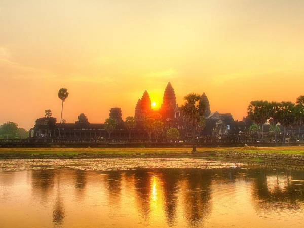 Cambodia and Vietnam budget holidays
