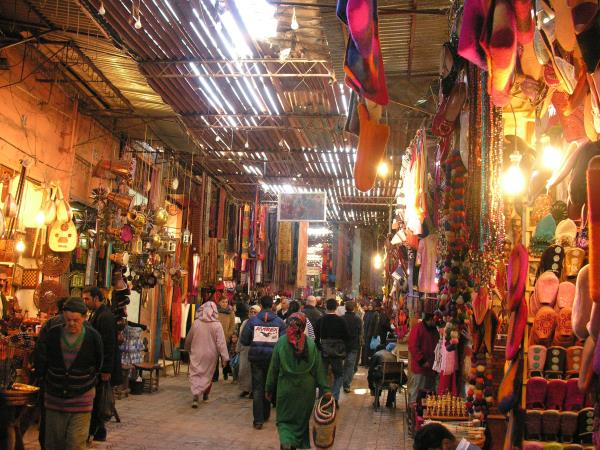 Morocco vacation, tailor made