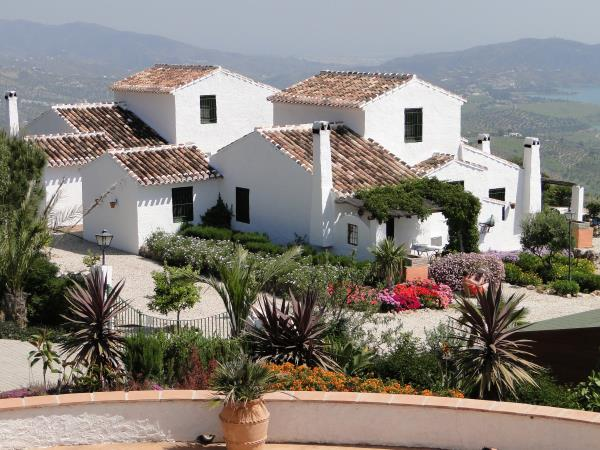 Vacation cottages in Andalucia, Spain, sleeps 2