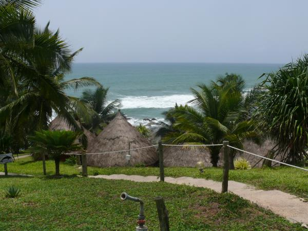 Ghana vacation, coastal tour