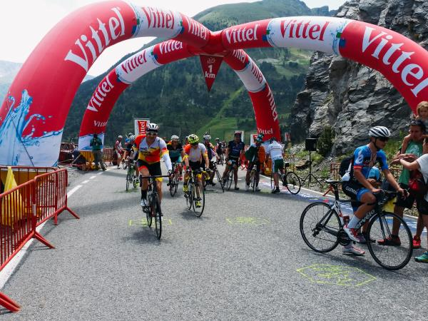 Tour de France 2018 Pyrenees cycling tour