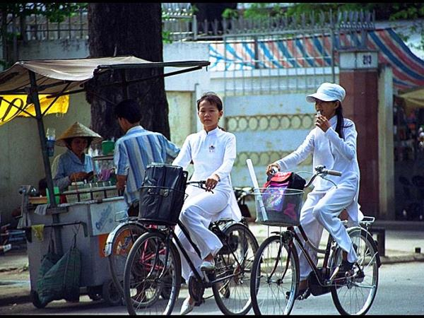 North and South Vietnam tour, in style