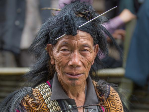 Tribal tour of the Eastern Himalayas, India