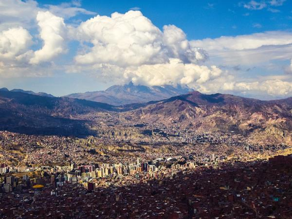 Argentina, Chile, Bolivia & Peru adventure vacation