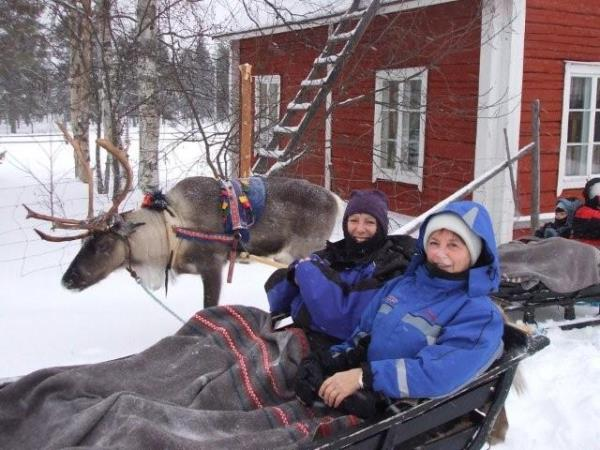 Tailor made vacation in Lapland