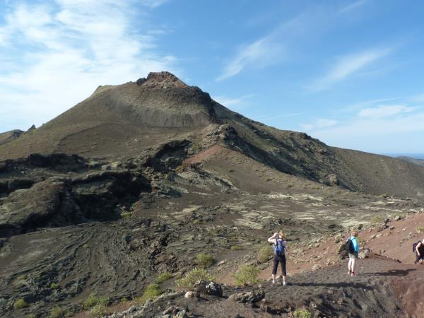 Lanzarote hiking vacation in the Canary Islands