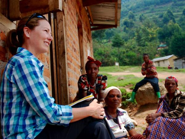 Healthcare volunteering in Uganda