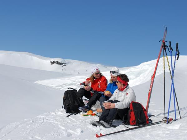 Peer Gynt ski touring vacation in Norway