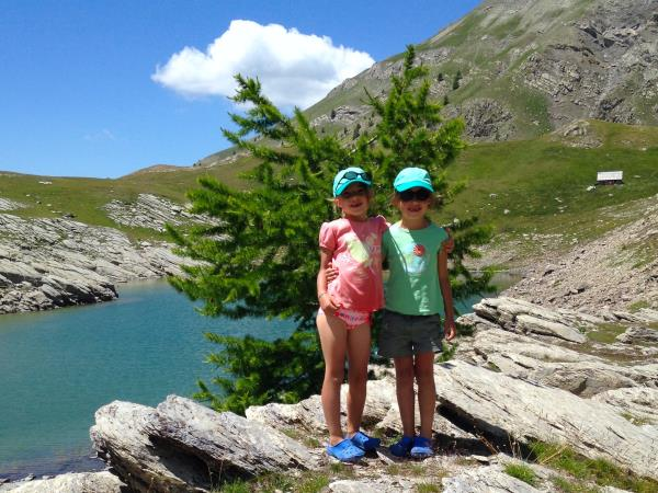 Mercantour centre-based walking holiday, French Alps