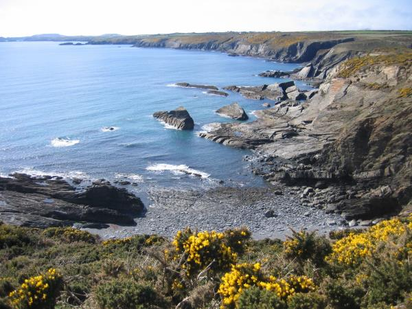 Pembrokeshire walking vacation