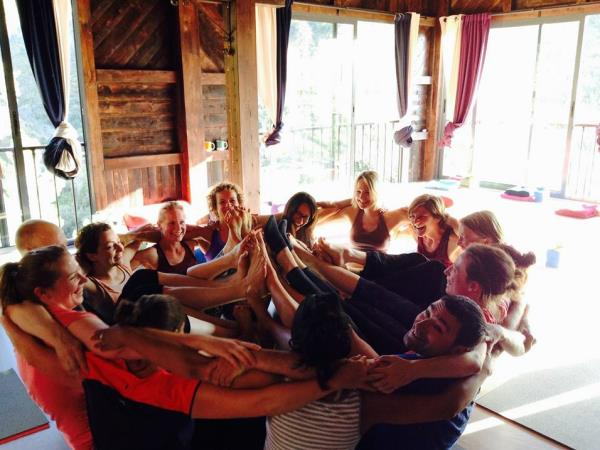 Portugal Vinyasa flow yoga retreat