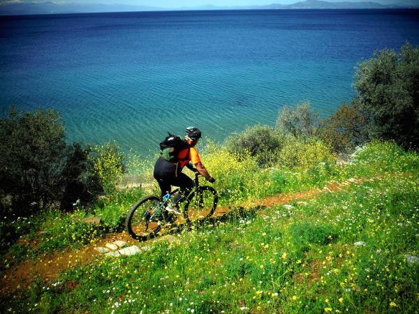 Pelion Peninsula biking & hiking vacation in Greece