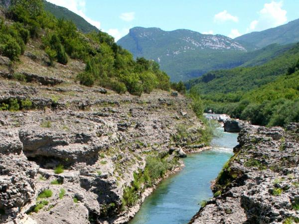 Hiking and canyoning vacation in Montenegro