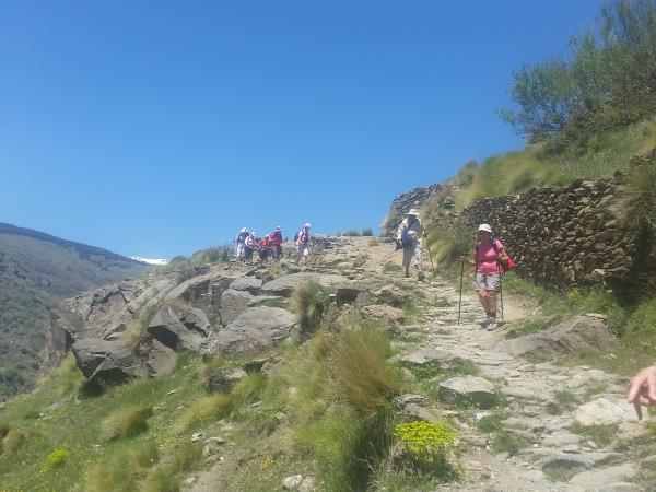 Hiking vacation in Las Alpujarras, Spain