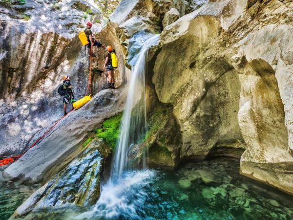 Montenegro activity vacation, adrenaline adventure
