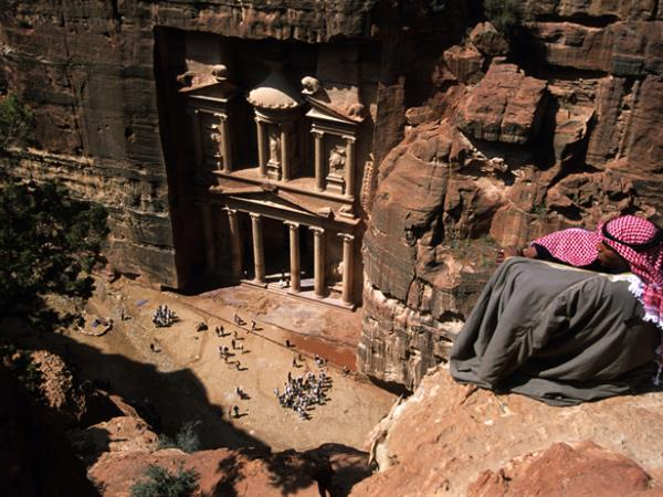 Jordan tailor made tour, hidden treasures