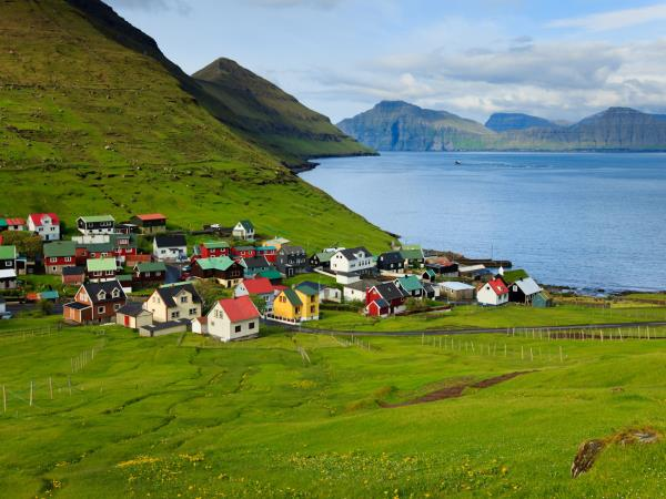 Faroe Islands small group hiking vacation