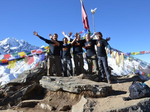 Nepal trekking holiday, Langtang valley